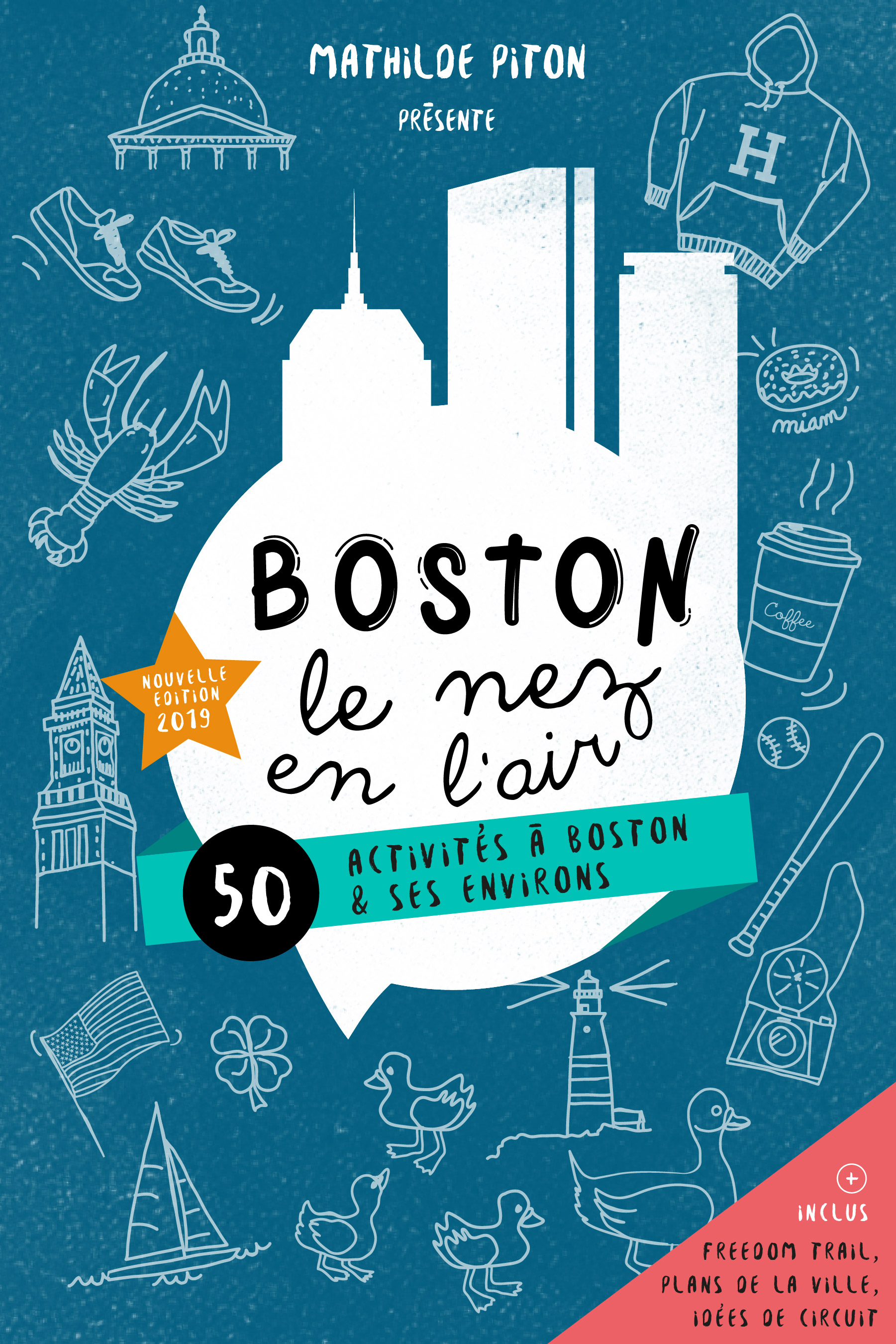 ebook carnet de voyage a boston